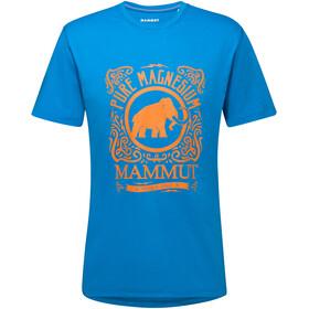 Mammut Sloper T-Shirt Men ice print 4